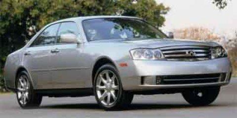 2003 Infiniti M45 4dr Sdn WHITE CD Changer Cassette Bucket Seat