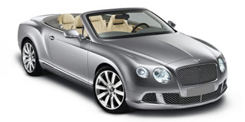 2013 Bentley Continental GT 2dr Conv CHAMPAGNE