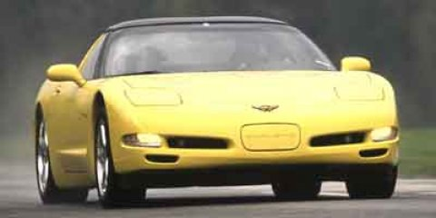 2003 Chevrolet Corvette 2dr Cpe MEDIUM SPIRAL GRAY METALLIC