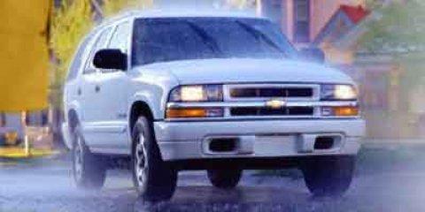 2003 Chevrolet Blazer 4dr LS SPECIAL PAINT