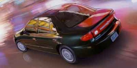 2004 Chevrolet Cavalier 4dr Base Sdn BLACK Engine Immobilizer