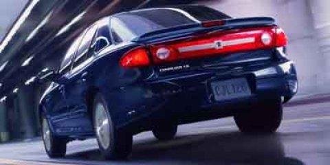 2004 Chevrolet Cavalier 4dr Sdn LS RED Driver Air Bag