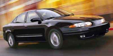 2003 Oldsmobile Alero 2dr Cpe GL1 STERLING