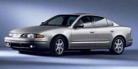 2003 Oldsmobile Alero 4dr Sdn GL2 RUBY RED AM/FM Stereo