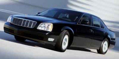 2003 Cadillac Deville 4dr Sdn WHITE DIAMOND PEARL