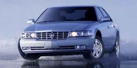2003 Cadillac Seville 4dr Luxury Sdn SLS THUNDER GRAY