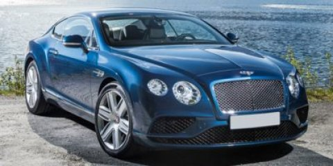 Certified 2016 Bentley Continental GT 2dr Cpe V8 ONYX