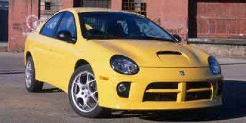 2004 Dodge Neon 4dr Sdn SRT4 FLAME RED CLEARCOAT