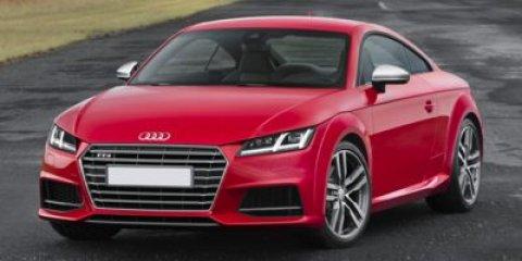 2018 Audi TTS 2.0 TFSI BLACK METALLIC Auxiliary Audio Input