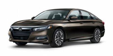 2018 Honda Accord Hybrid EX-L Sedan MODERN STEEL METALLIC