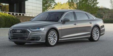 2019 Audi A8 55 TFSI quattro NAVARRA BLUE Auxiliary Audio Input