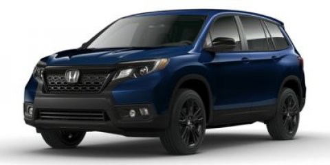 2019 Honda Passport SPORT AWD CRYSTAL BLACK PEARL