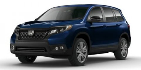 2019 Honda Passport EX-L AWD CRYSTAL BLACK PEARL