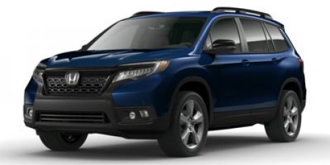 2019 Honda Passport TOURING AWD WHITE Back-Up Camera
