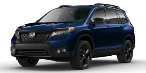 2019 Honda Passport Elite AWD WHITE DIAMOND PEARL