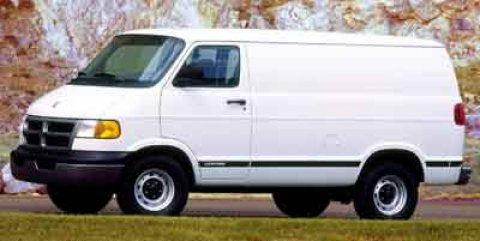 "2000 Dodge Ram Van 3500 127"" WB Conversion WHITE"