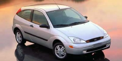 2000 Ford Focus 3dr Cpe ZX3 WHITE Intermittent Wipers