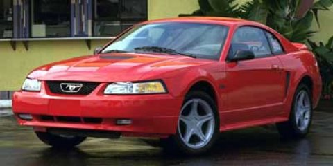 2000 Ford Mustang 2dr Cpe SILVER Engine Immobilizer