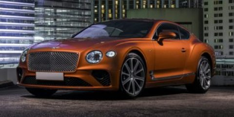 2020 Bentley Continental GT GLACIER WHITE