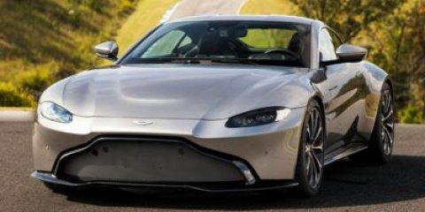 2021 Aston Martin Vantage COUPE MANUAL GRAY Bluetooth Connectio