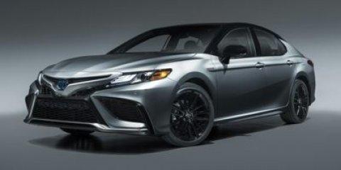 2021 Toyota Camry Hybrid Hybrid LE CVT SILVER Brake Assist