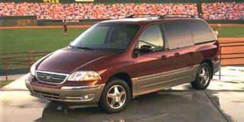 2000 Ford Windstar Wagon 3dr LX BLACK 7-passenger seating