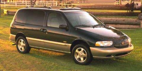 1999 Mercury Villager 4dr Wgn GOLD Driver Air Bag Cruise Contro
