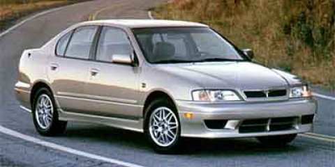 2000 Infiniti G20 4dr Sdn Luxury Auto TITANIUM