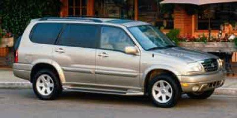 2003 Suzuki XL-7 4dr Limited Auto 4WD Conventional Spare Tire