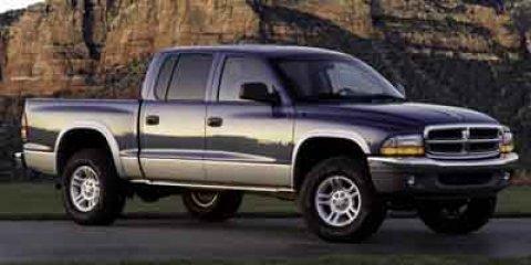 "2004 Dodge Dakota 4dr Quad Cab 131"" WB 4WD Sport BLACK"