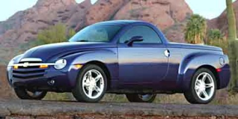 "2004 Chevrolet SSR Reg Cab 116.0"" WB LS REDLINE RED"