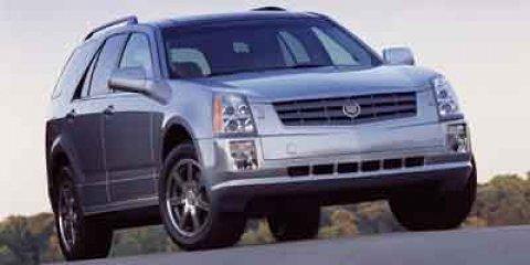 2004 Cadillac SRX 4dr V8 SUV MOONSTONE Cargo Shade Bucket Seats