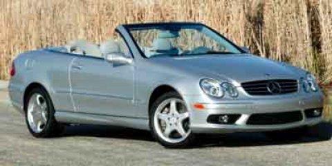 2004 Mercedes-Benz CLK-Class 2dr Cabriolet AMG