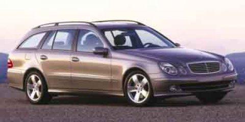 2004 Mercedes-Benz E-Class 4dr Wgn 3.2L Cargo Shade Brake Assis