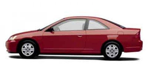 2003 Honda Civic 2dr Cpe LX Manual SILVER