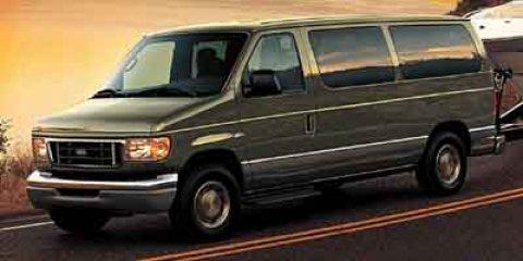 2004 Ford Econoline Wagon WHITE Passenger Air Bag