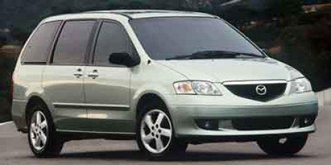 2003 Mazda MPV 4dr LX MIDNIGHT BLUE MICA Cruise Control