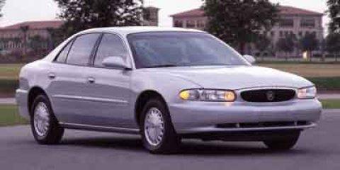 2004 Buick Century 4dr Sdn Custom WHITE