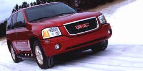 2004 GMC Envoy 4dr 4WD SLT ONYX BLACK