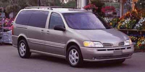 2004 Oldsmobile Silhouette 4dr GLS ARCTIC WHITE