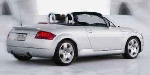 2004 Audi TT 2dr Roadster quattro D.S. Auto BLUE