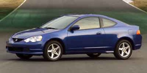 2004 Acura RSX 3dr Sport Cpe Type S SILVER Climate Control