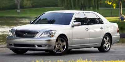 2004 Lexus LS 430 4dr Sdn Moonlight Pearl [Off-white]