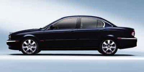 2004 Jaguar X-TYPE 4dr Sdn 3.0L GOLD CD Player Bucket Seats