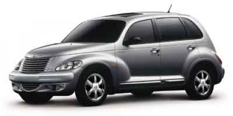 2004 Chrysler PT Cruiser 4dr Wgn BLACK