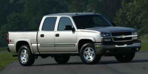 """2004 Chevrolet Silverado 1500 Crew Cab Crew Cab 143.5"""" WB 4WD"""