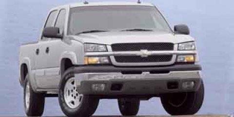 """2004 Chevrolet Silverado 1500 Crew Cab Crew Cab 143.5"""" WB 4WD L"""