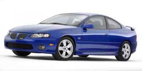 2004 Pontiac GTO 2dr Cpe PHANTOM BLACK METALLIC