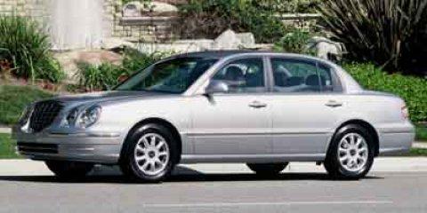2004 Kia Amanti 4dr Sdn Auto Climate Control Child Safety Locks