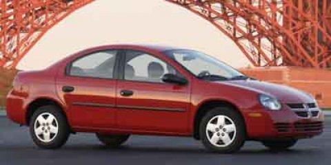 2004 Dodge Neon 4dr Sdn SE Front Disc/Rear Drum Brakes